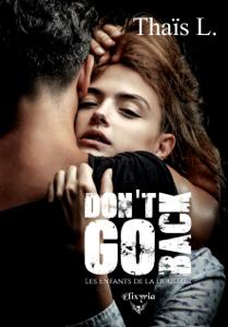 Don't go back La couverture du livre martien