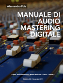 MANUALE DI AUDIO MASTERING DIGITALE Book Cover