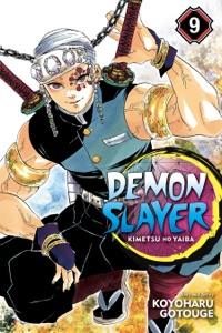 Demon Slayer: Kimetsu no Yaiba, Vol. 9 Book Cover