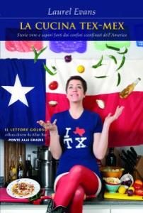 La cucina Tex-Mex da Anne Laurel Evans Copertina del libro