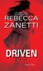 Rebecca Zanetti - Driven  artwork