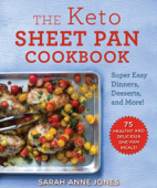 Download and Read Online The Keto Sheet Pan Cookbook