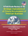 A Field Grade Review Of The Strategic Implications Of Chinas Accumulation Of American Business - Capital Investments By Chinese Communist Party CCP As National Security Threat Impact Of CFIUS