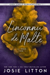 L'inconnu de Malte La couverture du livre martien