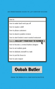 How To Bullsh*t Your Way To Number 1 Book Cover