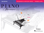 Piano Adventures : Primer Level - Technique & Artistry Book