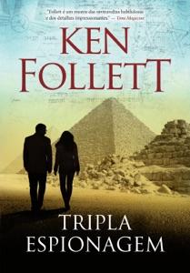 Tripla espionagem Book Cover