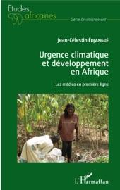Urgence climatique et développement en Afrique