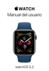 Apple Inc. - Manual del usuario de Apple Watch ilustraciГіn