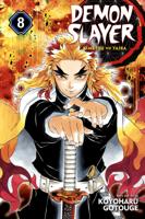 Koyoharu GOTOUGE - Demon Slayer: Kimetsu no Yaiba, Vol. 8 artwork