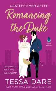 Romancing the Duke Book Cover