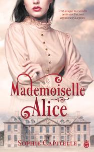 Mademoiselle Alice La couverture du livre martien