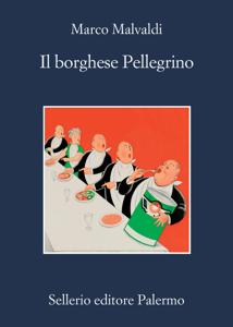 Il borghese Pellegrino Copertina del libro