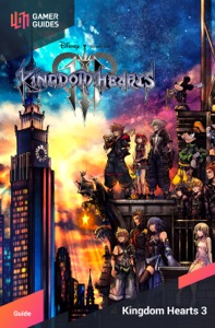 Kingdom Hearts 3 + ReMind DLC - Strategy Guide