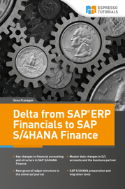 Delta from SAP ERP Financials to SAP S/4HANA Finance