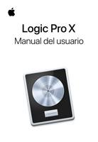 Manual del usuario de Logic Pro X