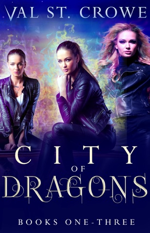 City of Dragons, Books 1-3 PDF Download