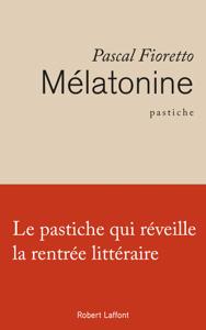 Mélatonine La couverture du livre martien