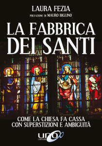 La Fabbrica dei Santi Copertina del libro