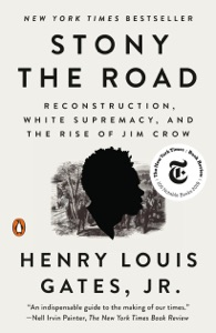 Stony the Road von Henry Louis Gates, Jr. Buch-Cover
