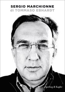Sergio Marchionne Copertina del libro