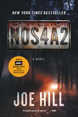 Joe Hill - NOS4A2 book