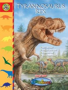 Zoodinos TyrannosaurusRex Book Cover