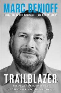 Trailblazer La couverture du livre martien