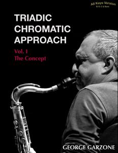 Triadic Chromatic Approach Copertina del libro