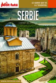 SERBIE 2019 Carnet Petit Futé