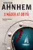 Stefan Ahnhem - X måder at dø på artwork