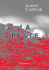 Albert Camus - La peste portada