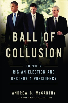Ball of Collusion book cover