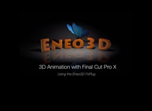 3D Animation With Final Cut Pro X