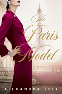 The Paris Model Book Cover