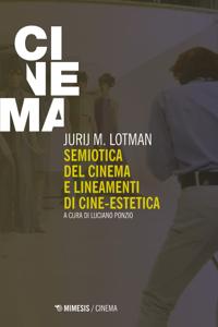Semiotica del cinema e lineamenti di cine-estetica Copertina del libro