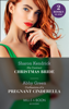 His Contract Christmas Bride / Confessions Of A Pregnant Cinderella - Sharon Kendrick & Abby Green