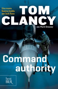 Command authority Book Cover