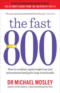 The Fast 800 Boekomslag