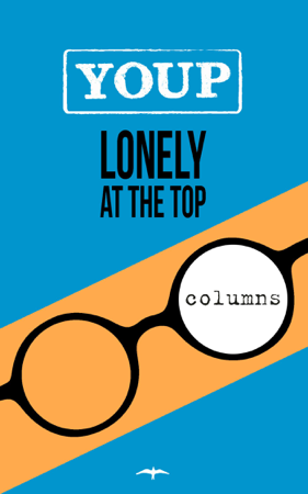 Lonely at the top - Youp van't Hek