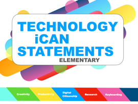 Technology iCan Statements
