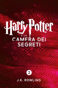 Harry Potter e la Camera dei Segreti (Enhanced Edition) Copertina del libro