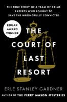 Erle Stanley Gardner - The Court of Last Resort artwork