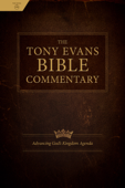 The Tony Evans Bible Commentary Book Cover