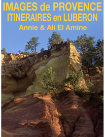 IMAGES de PROVENCE ITINERAIRES en LUBERON