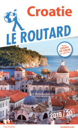 Guide du Routard Croatie 2019/20