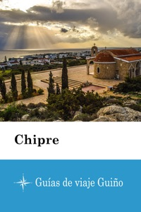 Chipre - Guías de viaje Guiño Book Cover