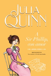 A Sir Phillip, con amor (Bridgerton 5) Book Cover
