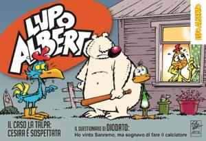 Il mensile di Lupo Alberto 420 Copertina del libro