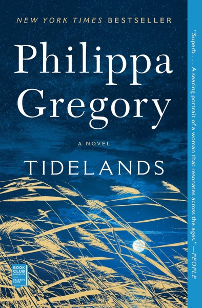 Tidelands - Philippa Gregory book cover